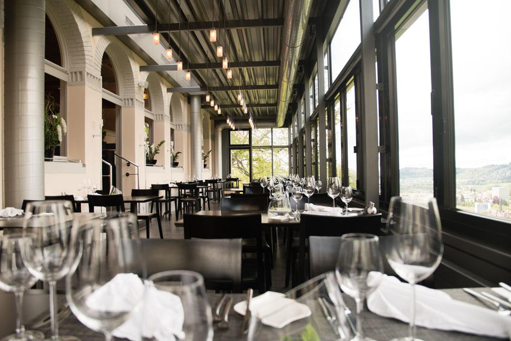 Restaurant Falkenburg Sg Gut Essen Und Schlafen Uber St Gallen